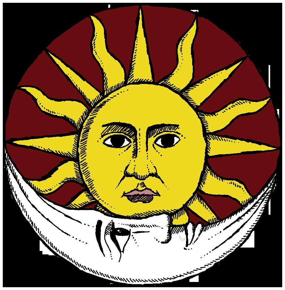 STA Sun and Moon logot