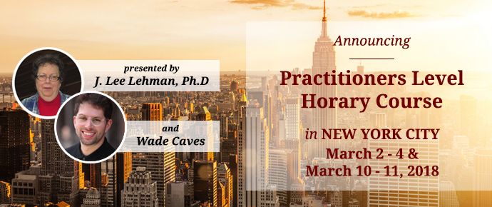 STA Practitioners Level Horary Course at New York City