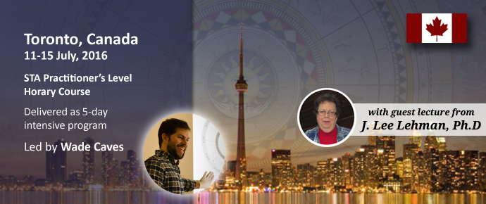 STA Practitioner-Level Horary Course at Toronto, Canada